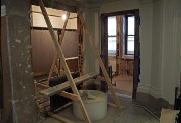 Interior Renovation Preparations