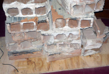 Flat-arch tiles
