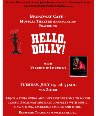 hello dolly flyer